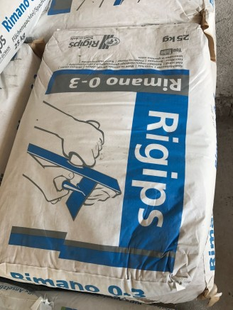RIGIPS  0-3 GLETTGIPSZ  25 kg
