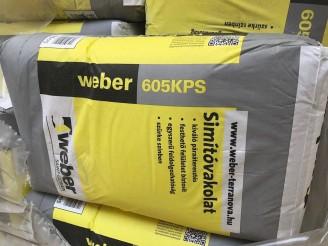 WEBER KPS 605 SIMÍTÓVAKOLAT 40 kg
