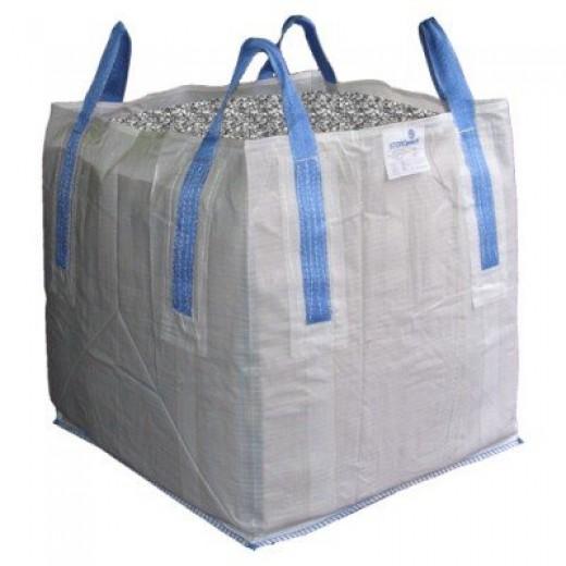 Big bag zsákba ömlesztett termék, rendelése elérhető 0,75m3/zsák