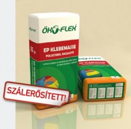 ÖKOFLEX POLISZTIROL/EPS RAGASZTÓ 25 kg