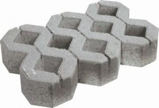 GYEPHÉZAGOS JÁRDALAP 60X40